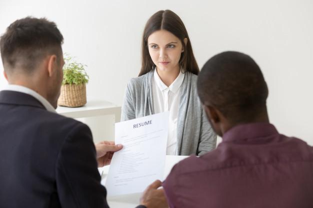 reading resume หางาน